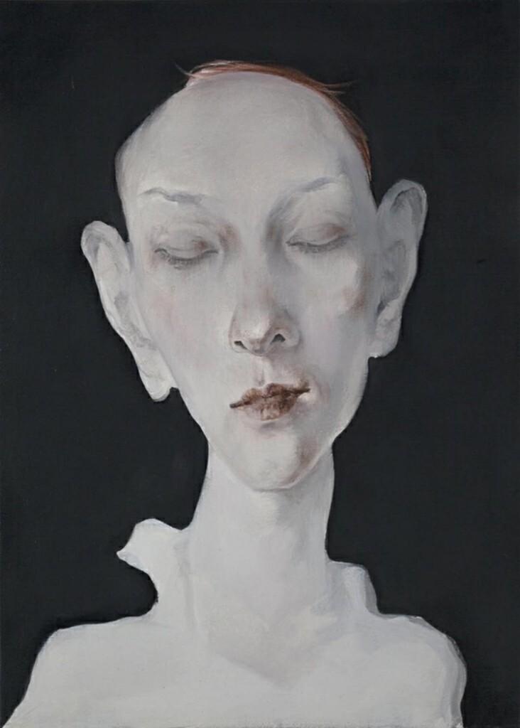 70 x 50 cm oil on canvas